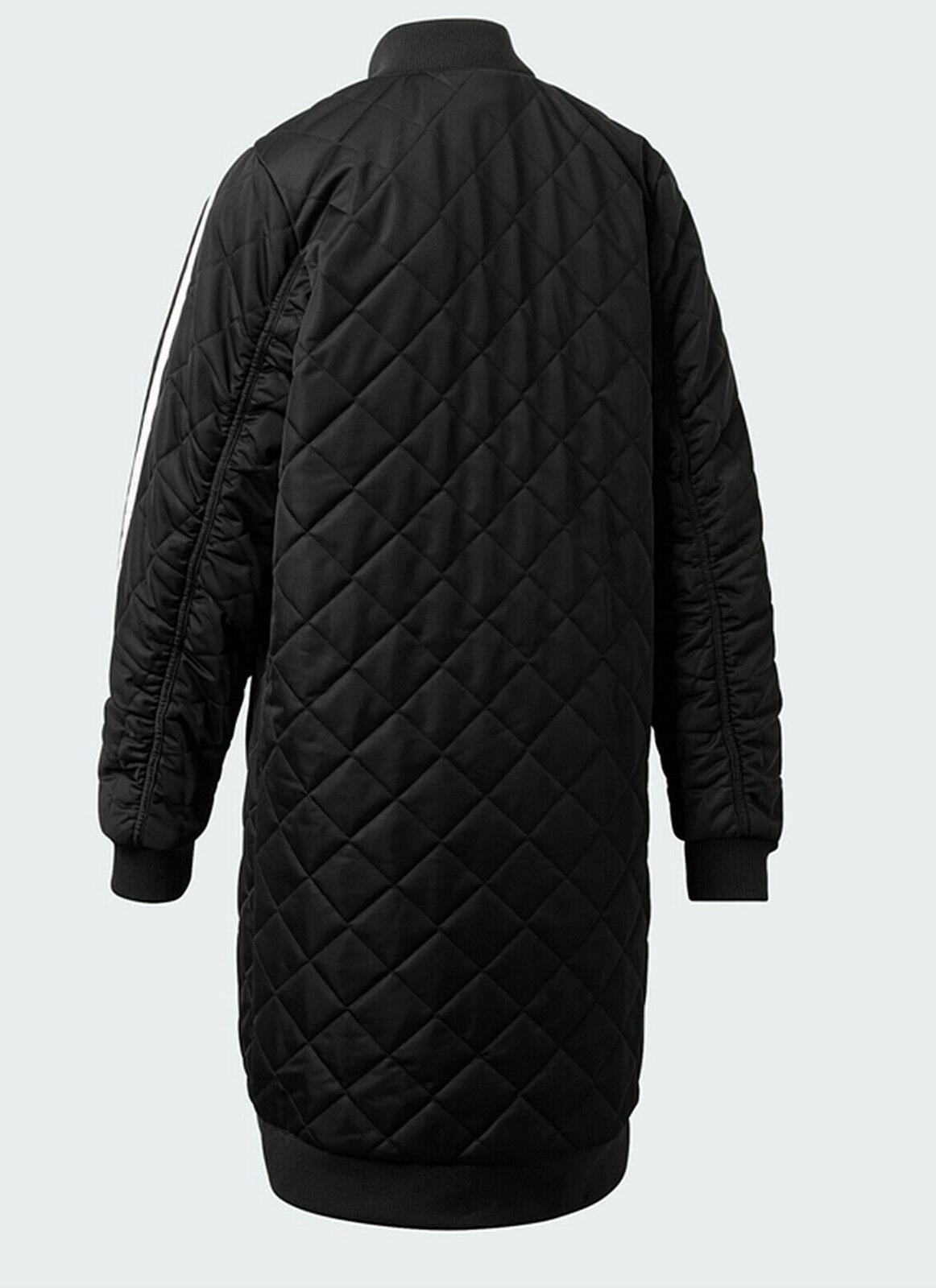 Women's Originals Long Quilted padded UK 10