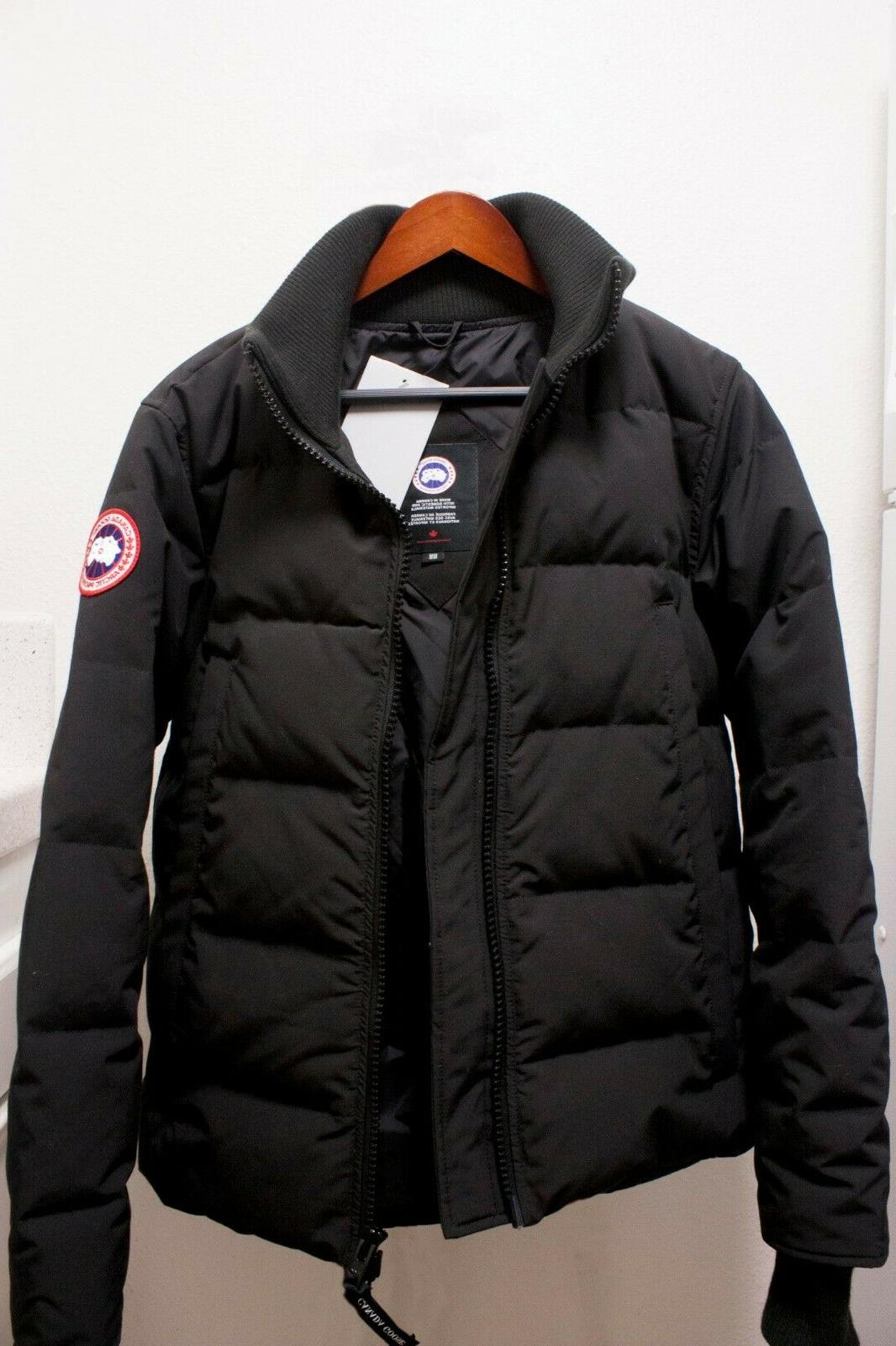 Canada Goose 'Woolford' Fit Down Bomber Size M / $725