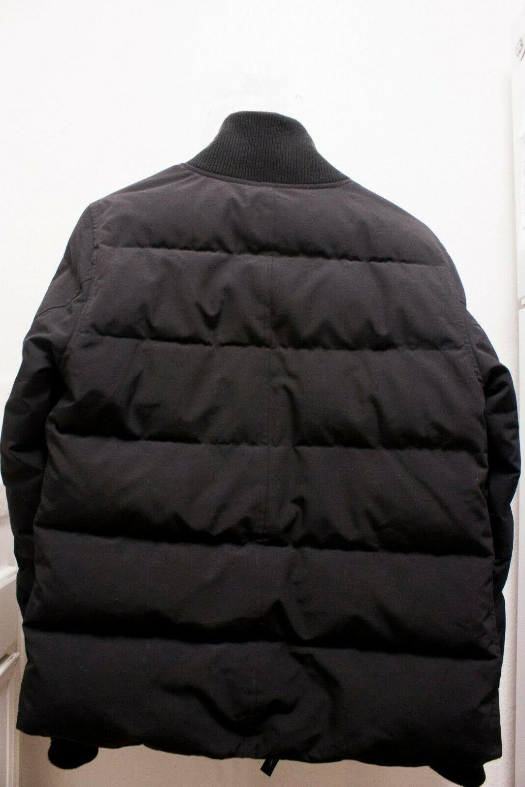 Canada 'Woolford' Fit Down Bomber Size / MSRP $725