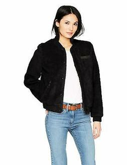 Levi's Women's Plush Sherpa Bomber Jacket - Choose SZ/Color