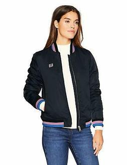 Levi's Women's Retro Varsity Performance Bomber Jacket - Cho
