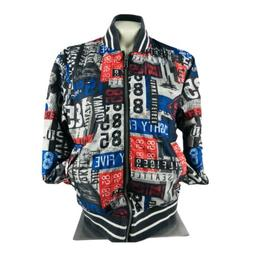 Tommy Hilfiger Lightly Insulated Reversible Bomber Jacket Yo