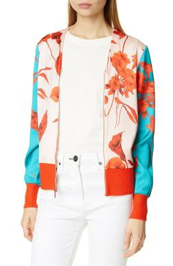 TED BAKER LONDON Fantasia Bomber Jacket TB 3=US 8-10 ,NEW,$
