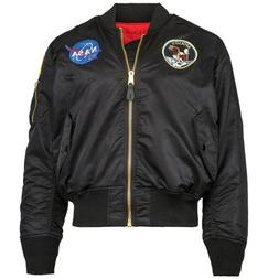 Alpha Industries MA-1 Apollo Flight Jacket/Bomber 3 Colors