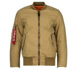 ma 1 ctn bomber flight jacket size