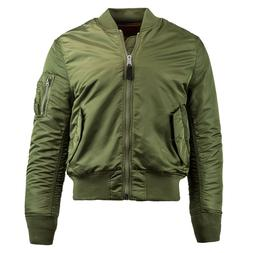 Alpha Industries MA-1 Slim Fit Flight Jacket/Bomber 11 color