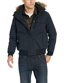 Jack Wolfskin Men's Brockton Pt. Waterproof Bomber Jacket, B