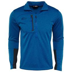 The North Face Men's Canyonlands 1/2 Zip Pullover Bomber Blu