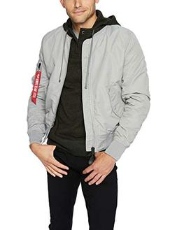 Alpha Industries Men's L-2B Dragonfly Blood CHIT MID Length