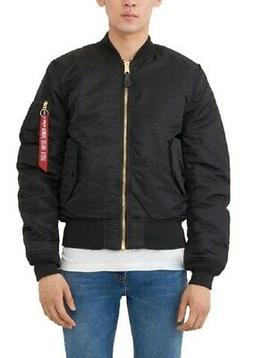 Alpha Industries Men's MA-1 Slim Fit Bomber Jacket
