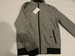 Men's size small Nantersan Bomber Members Only style wind br