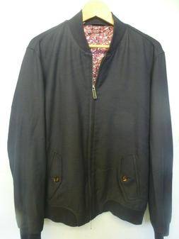Ted Baker Mens  Bomber Jacket Size 3 Medium..SAMPLE