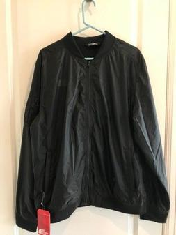 The North Face Mens Meaford II Bomber Jacket NWT TNF Black