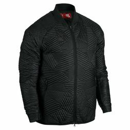 Mens Nike Sportswear Fill Quilted Bomber Jacket 864946-010 B