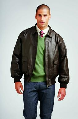 Napa Bomber / Jacket in Black or Brown - Burk's Bay