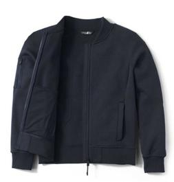 NEW $130 The North Face XL Kelana Embossed Fleece Bomber Jac