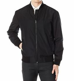 Reaction Kenneth Cole NEW Black Mens Size Large L Flight/Bom
