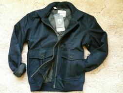 NEW! CANVAS by Lands End 600 Fill Power Down Bomber Jacket C