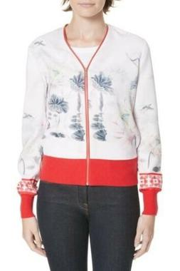 New Ted Baker London Illian Lake of Dreams Jacket In Light P