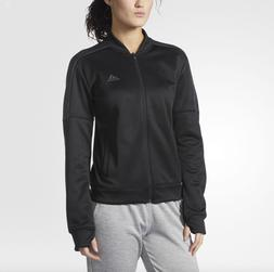 Women's Adidas Team Issue Bomber Jacket Color: Black Size: X