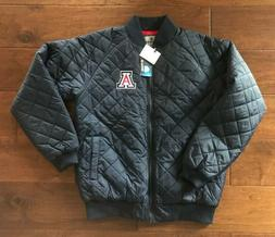 NWT Men's Colosseum Size XL ARIZONA WILDCATS Diamond Quilted