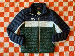 NWT Nike Men's Synthetic-Fill PUFFER JACKET Bomber Down Hiki