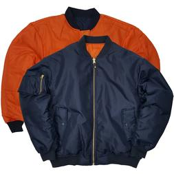 Best selling, Men's Reversible Original Military MA-1 Bomber