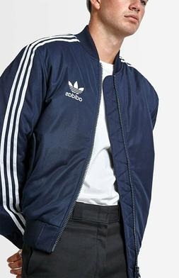 Adidas Originals Men's MA1 Padded Mate Bomber Track Jacket N