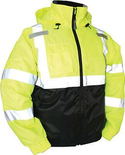 Tingley Rubber Corp.-Bomber Ii High Visibility Waterproof Ja