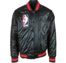 Nike SB x NBA Bomber Jacket CHICAGO BULLS BLACK RED WHITE VA