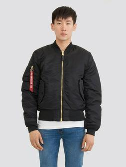 Alpha Industries Slim Fit MA-1 Flight Jacket/Bomber  MJM4453
