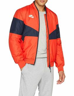 Nike Sportswear Men's Synthetic Fill Graphic Bomber Jacket C