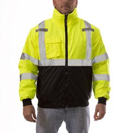 Tingley® Job Site™J26002 Premium Bomber Jacket, ANSI Clas