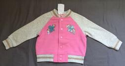 Toddler Girl 2-4 Years H&M Pink Hasbro My Little Pony Bomber