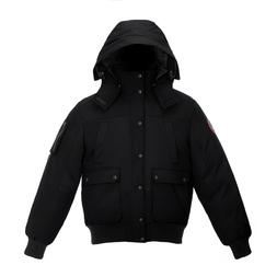 Triple FAT Goose Mens Furless Grinnell Down Bomber Jacket |
