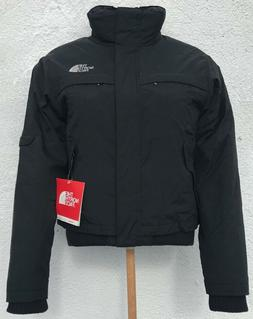 Women North Face Memphis Belle Insulated BLACK Jacket