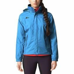 The North Face Women's Resolve 2 Jacket Bomber Blue TNF Blac