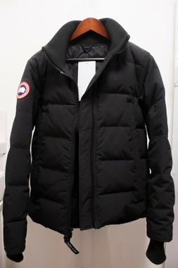 Canada Goose 'Woolford' Slim Fit Down Bomber Jacket Size M /